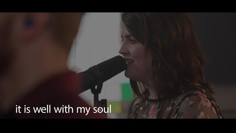 It Is Well With My Soul (live Acoustic)