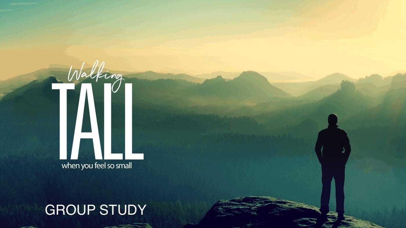 Walking Tall Group Study