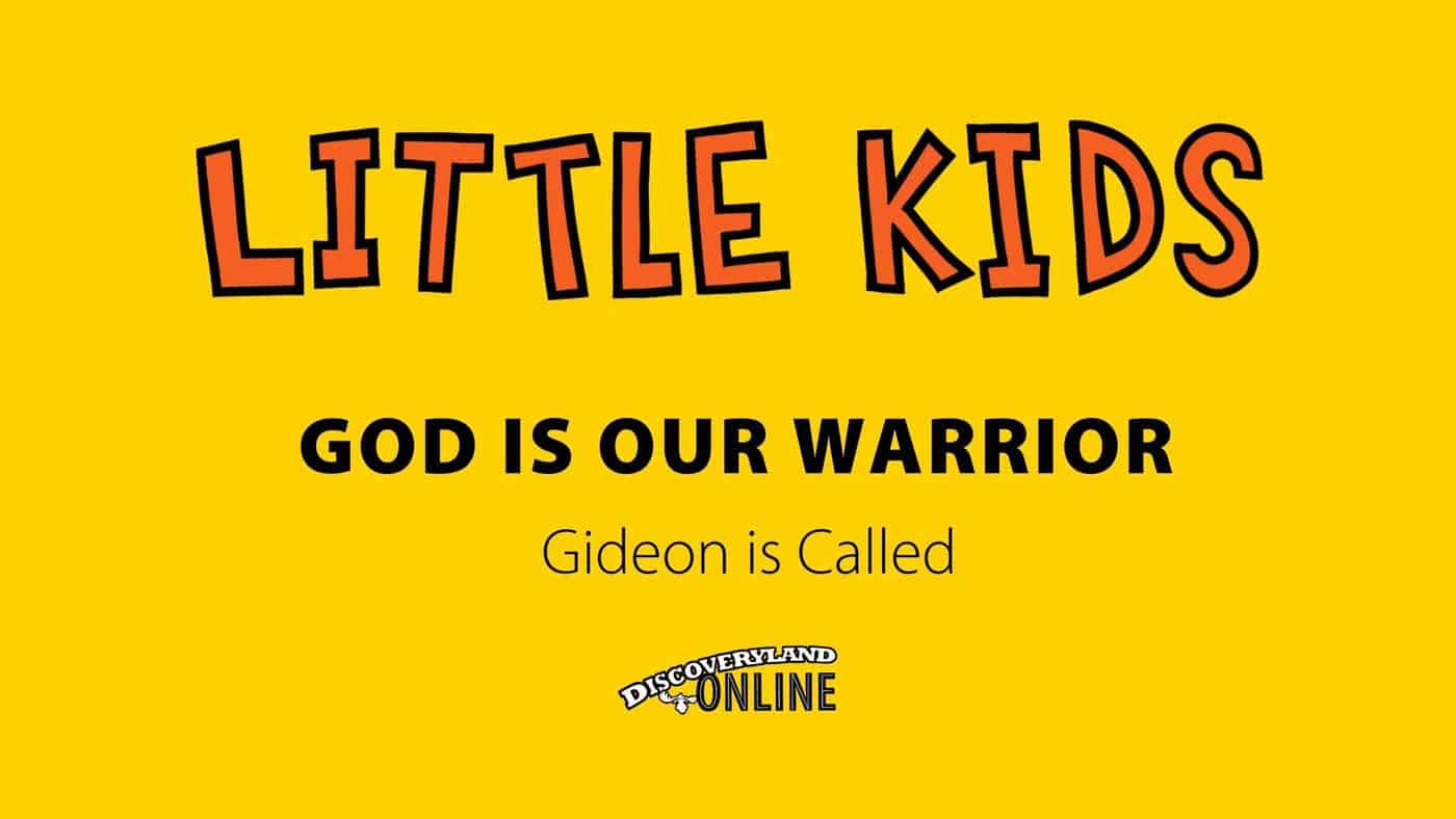 God Is Our Warrior