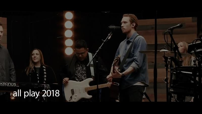 2018 All Play (worship Songs)