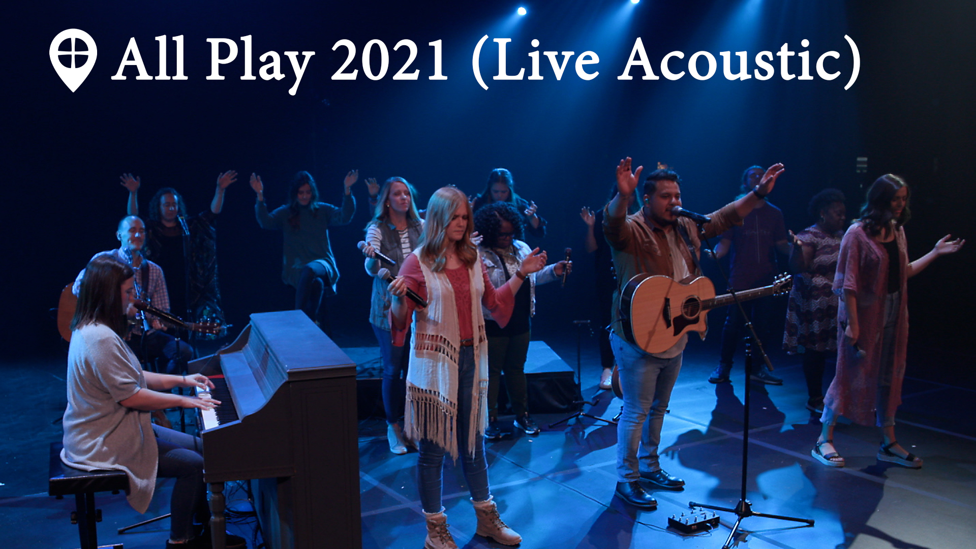 2021 All Play (live Worship)
