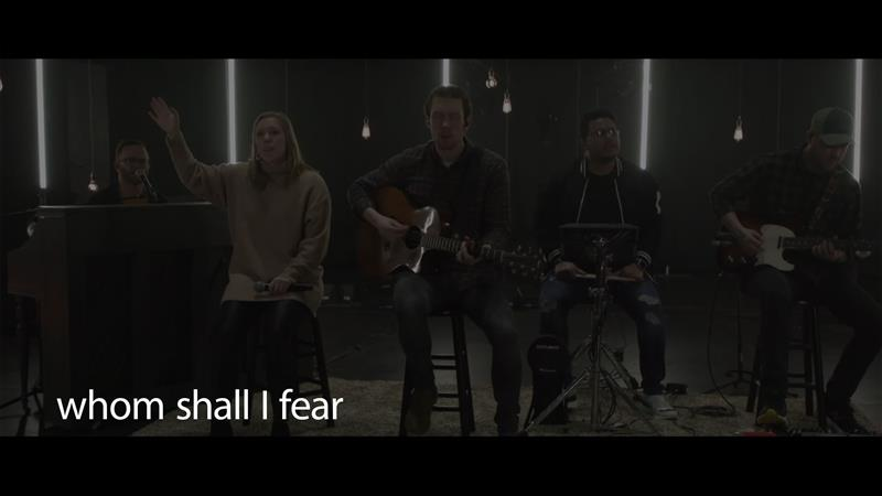 Whom Shall I Fear (live Acoustic)