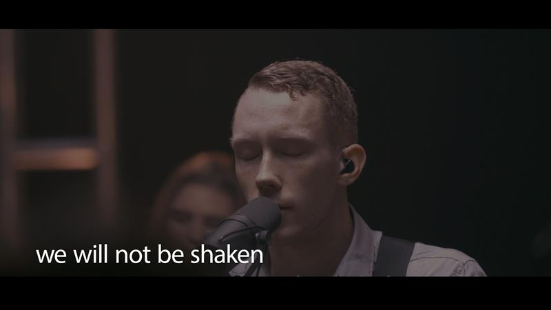 We Will Not Be Shaken