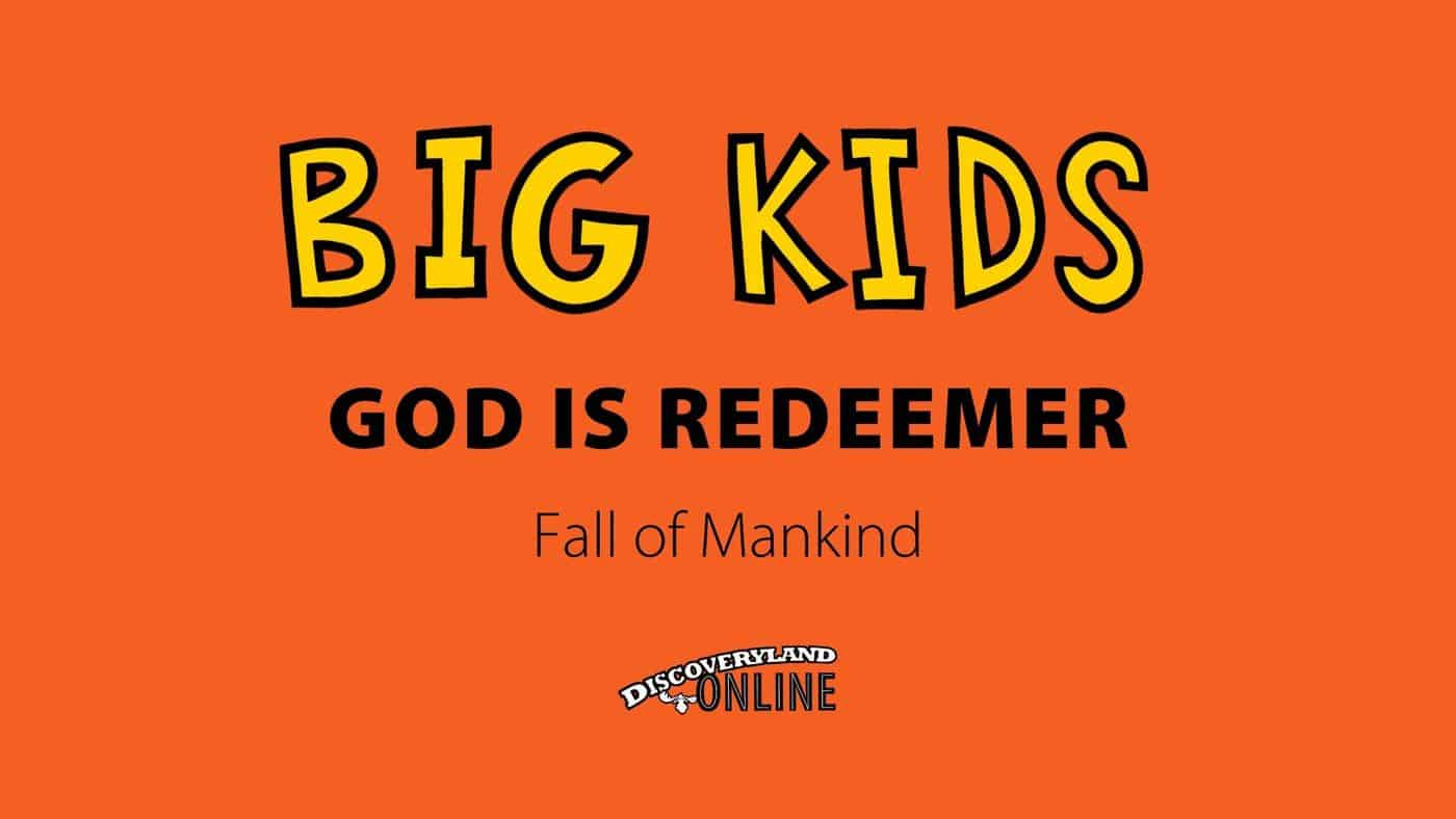 God Is Redeemer