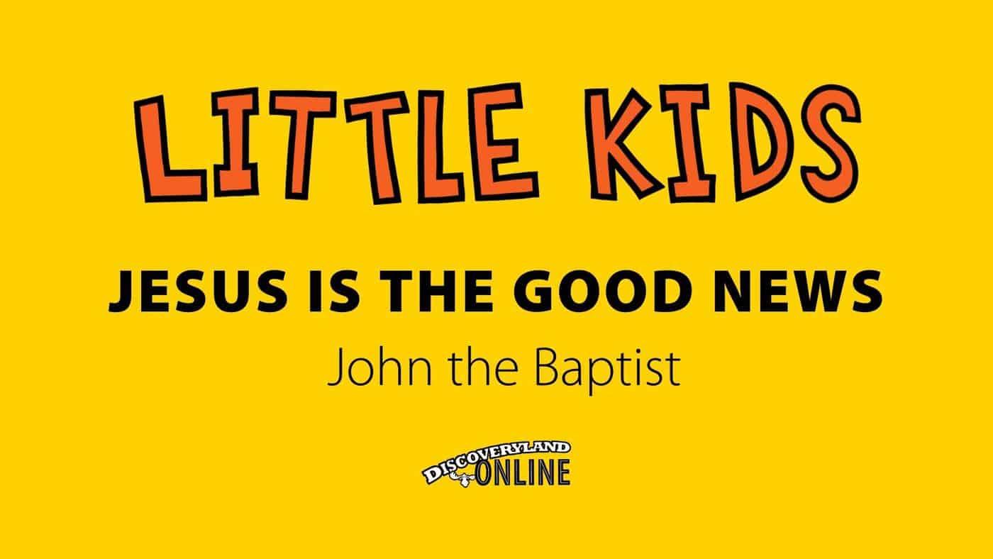 Jesus Is The Good News