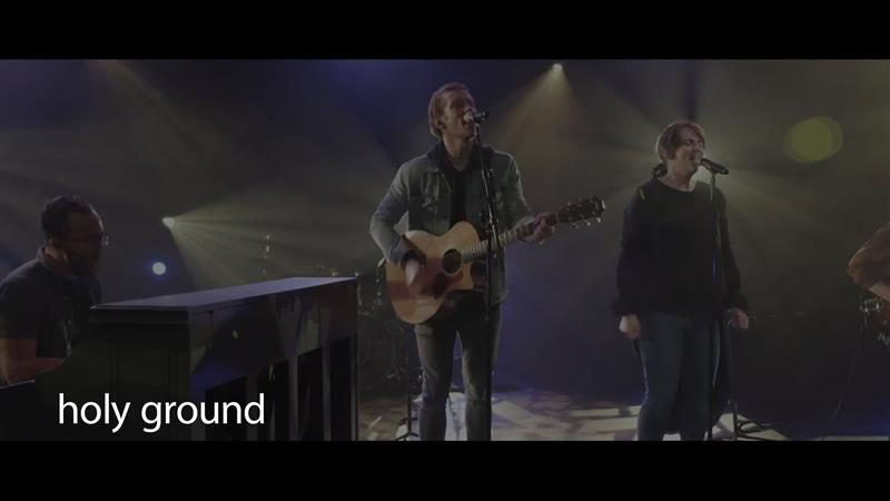 Holy Ground (live Acoustic)