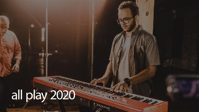 2020 All Play (worship Songs)