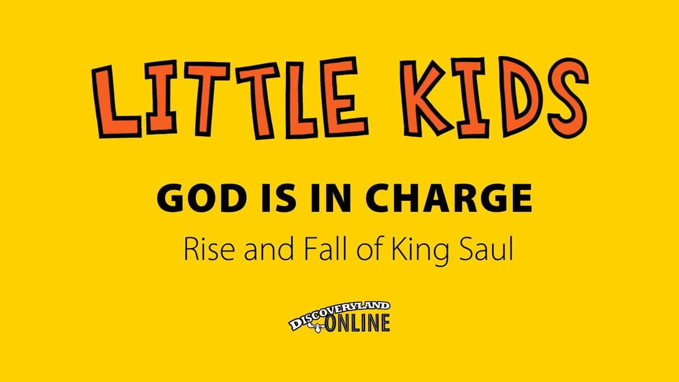 God Is In Charge