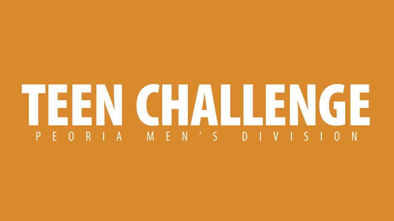 Teen Challenge Weekend