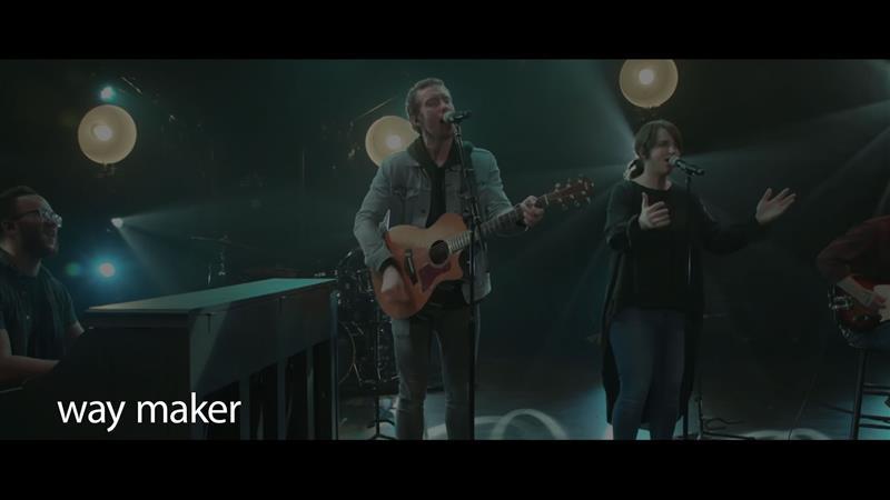 Way Maker (live Acoustic)