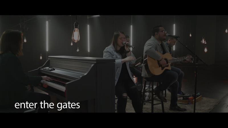 Enter The Gates (live Acoustic)