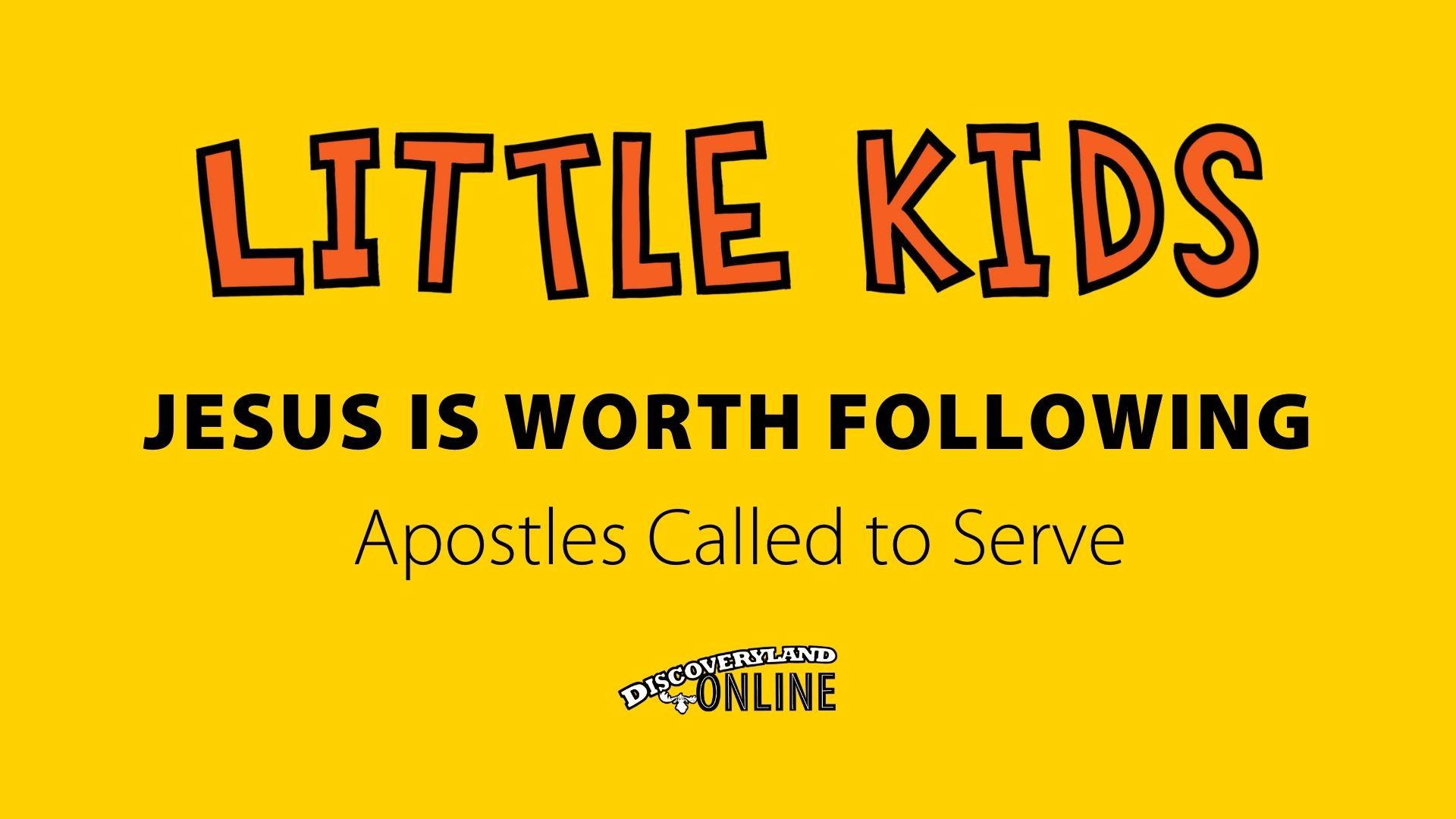 Jesus Is Worth Following