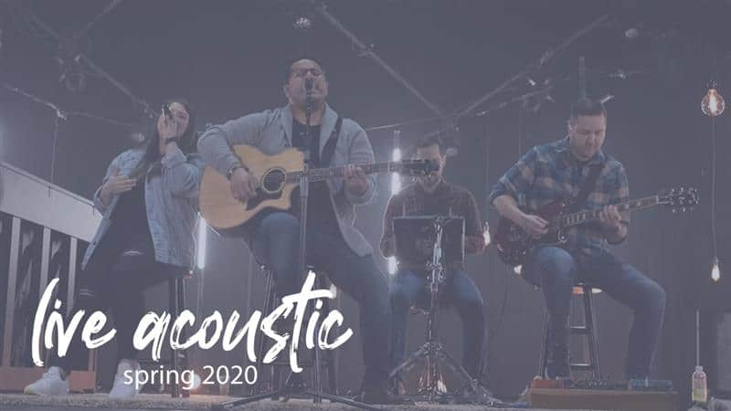 2020 Spring Acoustic Live Worship