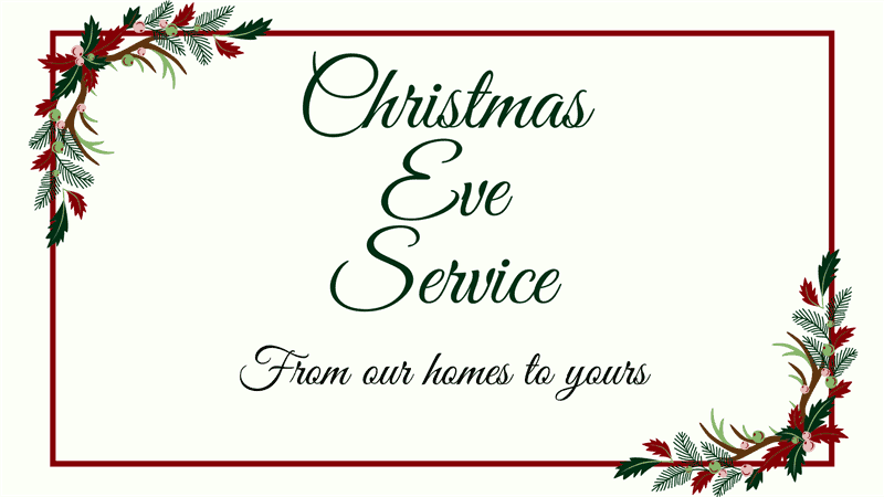 Galesburg Christmas Eve Service