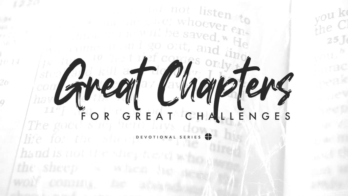 Great Chapters Devotional