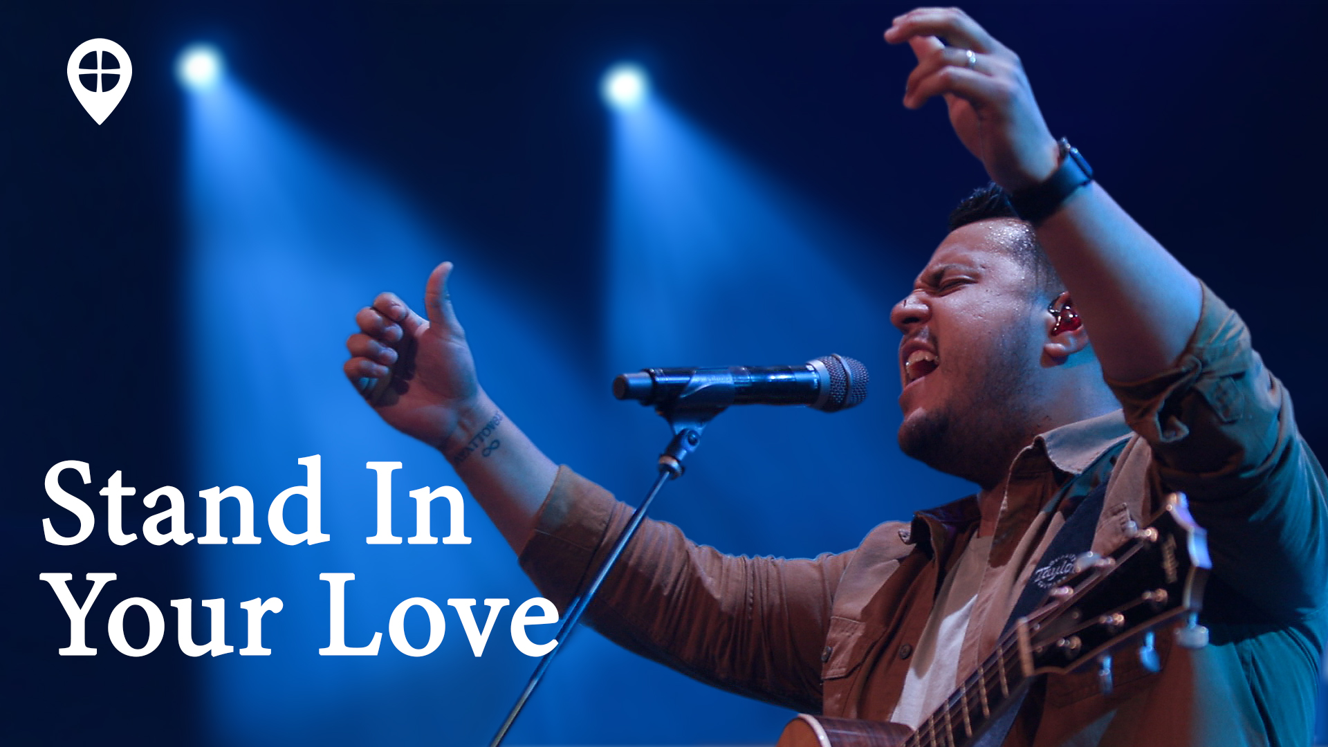 Stand In Your Love (live Worship)