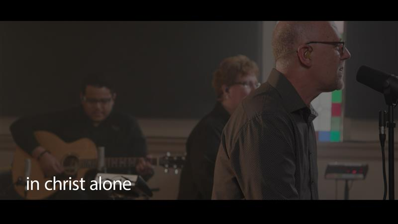 In Christ Alone (live Acoustic)