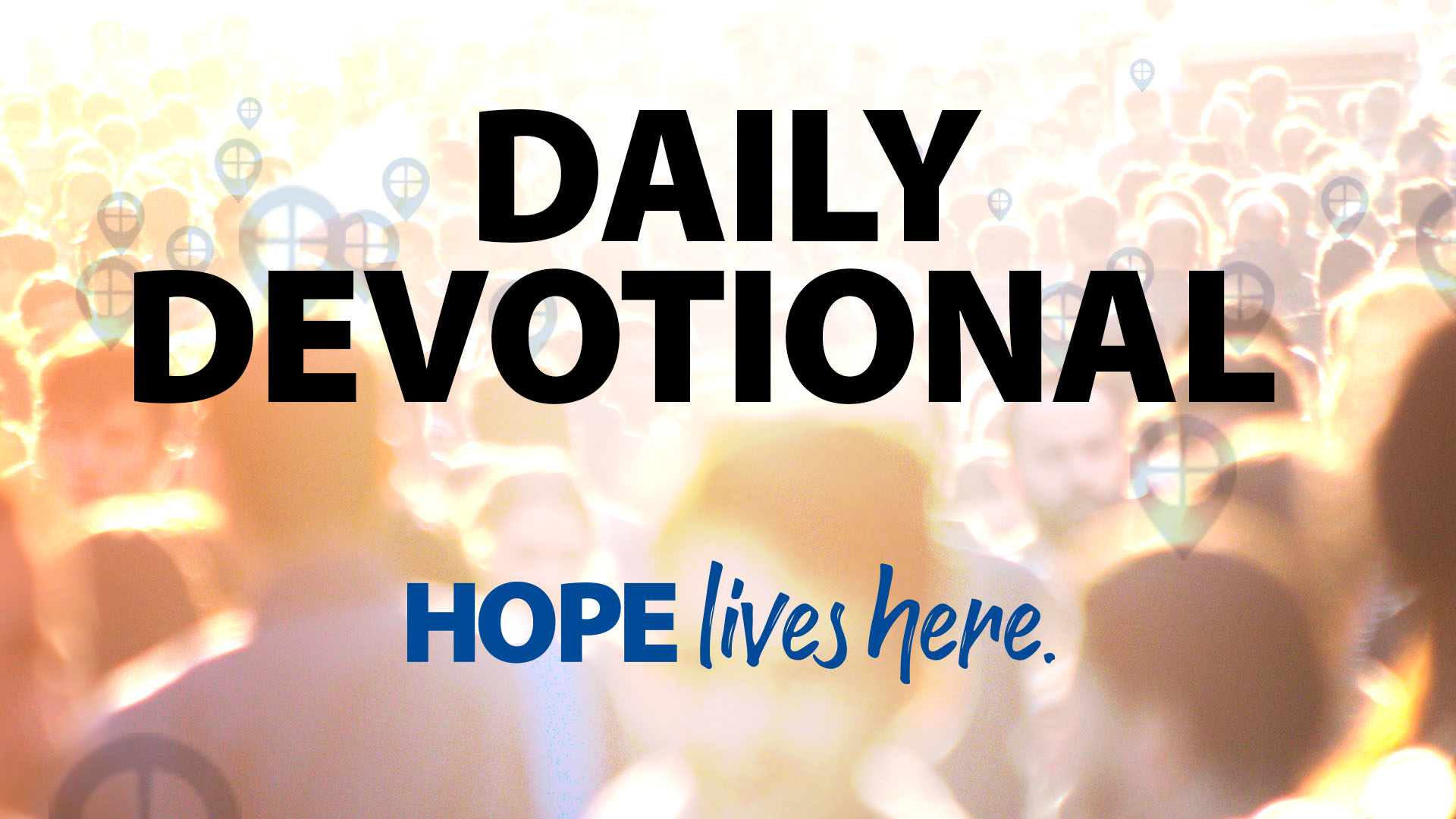Hope Lives Here Devotional