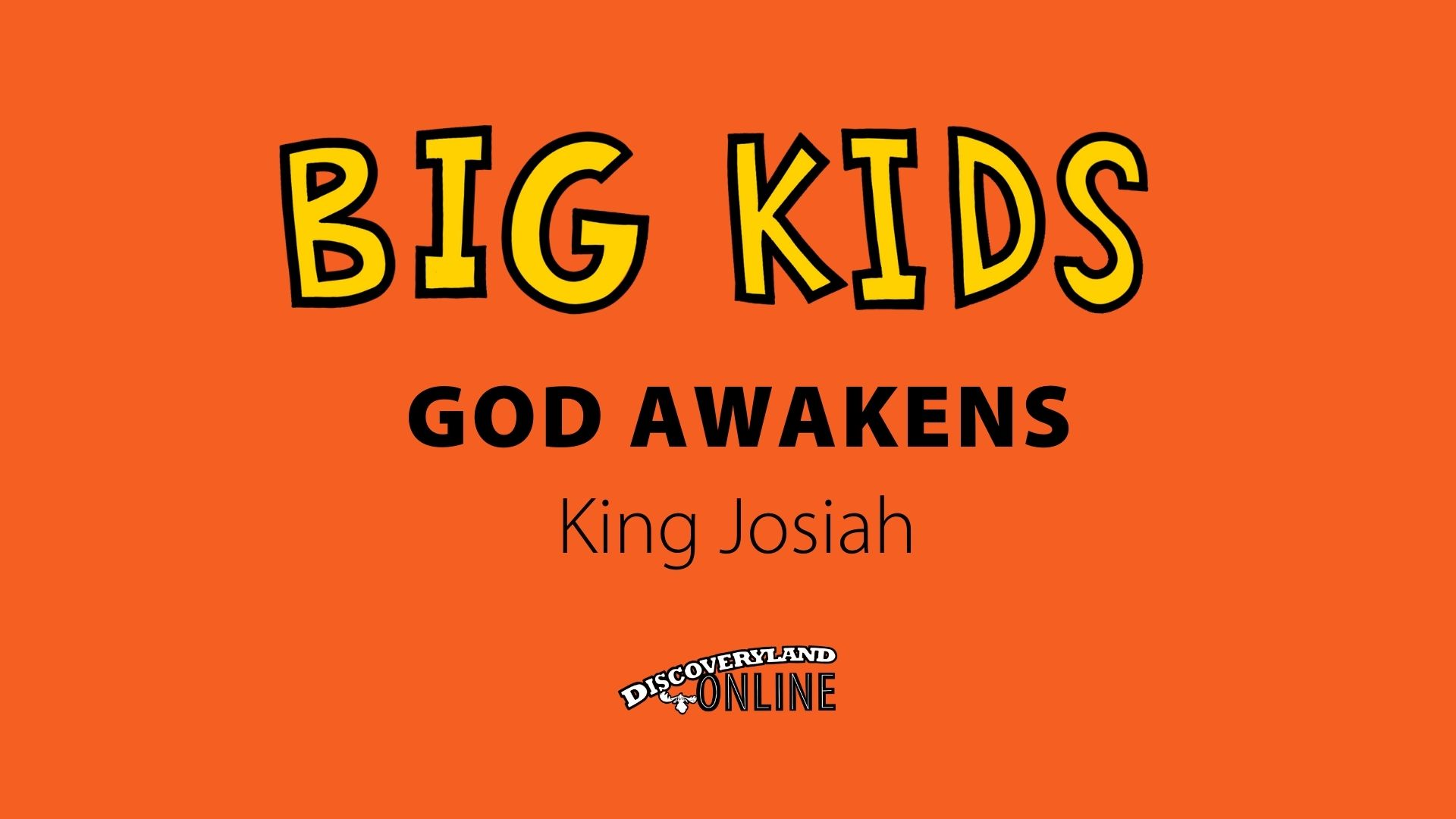 God Awakens