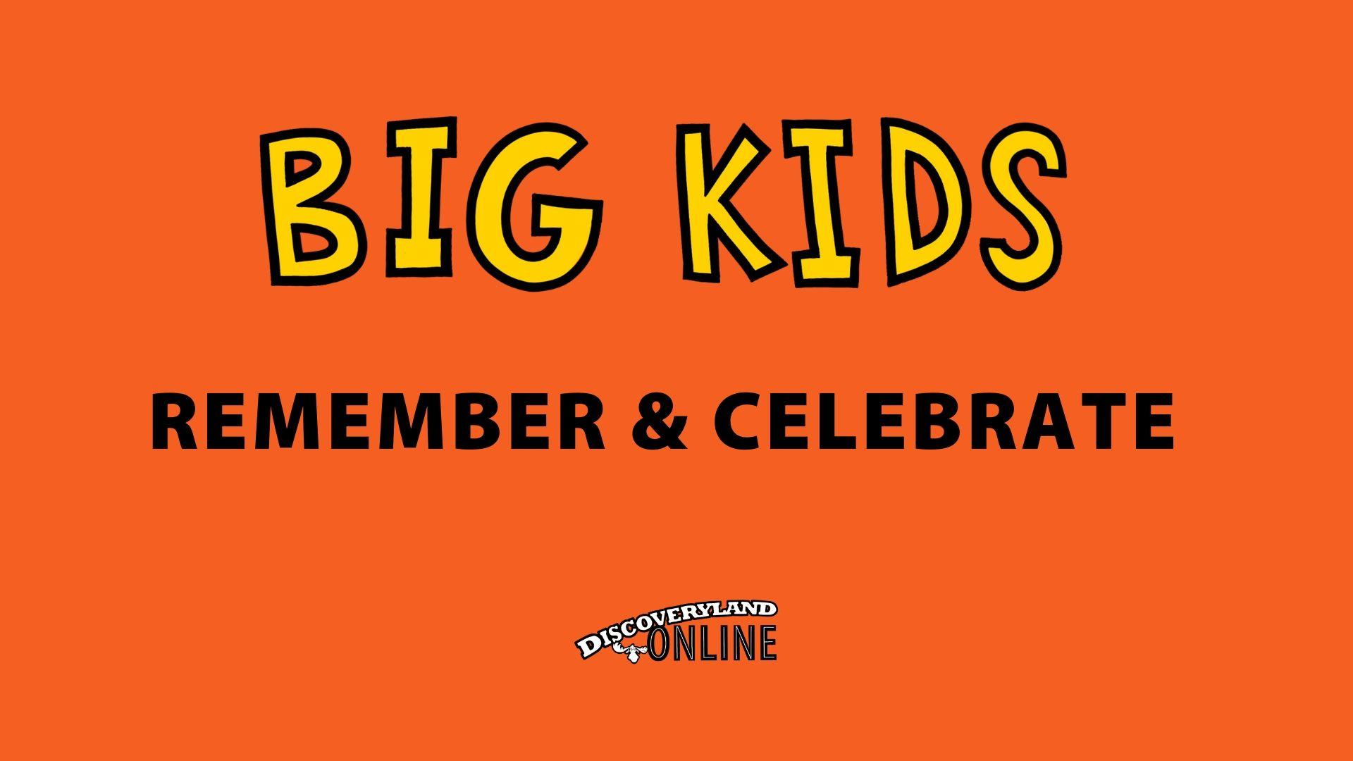 Remember & Celebrate