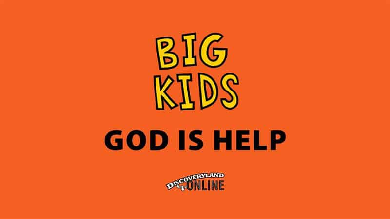 God Is Help