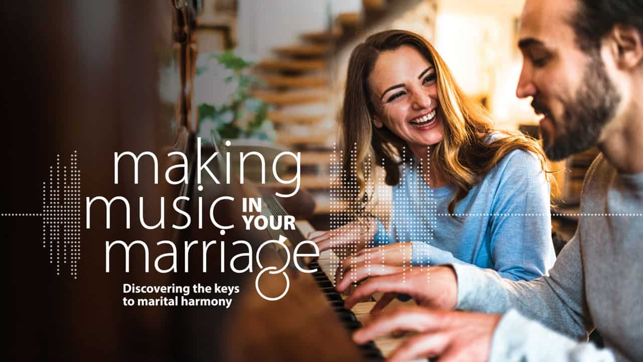 Making Music in Your Marriage
